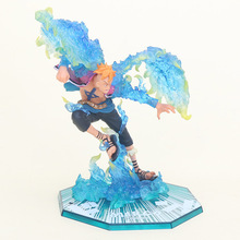 One Piece Action Figure Figuarts Phoenix ver. Zero Marco One Piece Anime White Beard figure Collectible Model Toy brinquedos