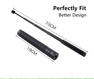 Image 1 - Feiyu Tech Extention Reach Pole Rod Adjustable Tube for WG2 WG2X G6 G5 SPG DJI OSMO 2 Zhiyun Smooth 4 Handheld Gimbal Accessory