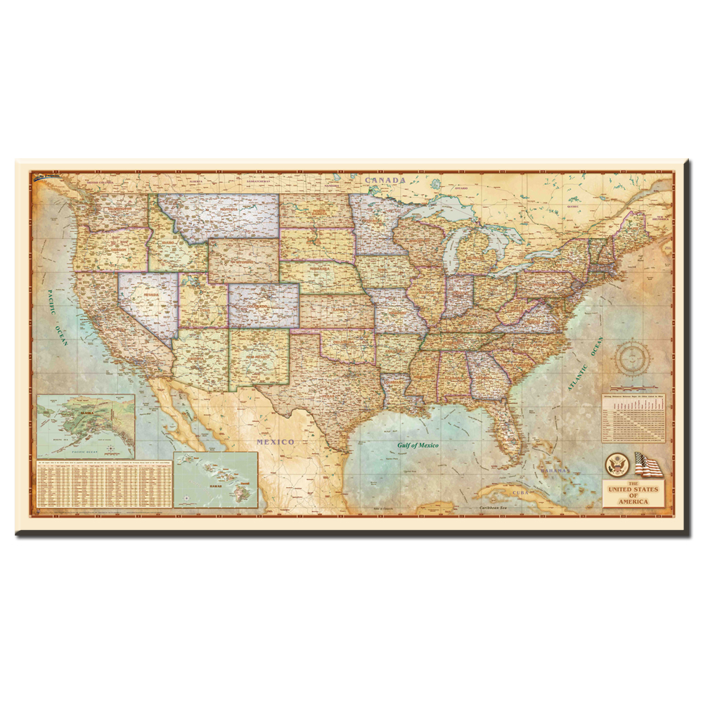 Xll275 large world map canvas art english words country names word xll275 large world map canvas art english words country names word art black and white print wall painting home office room wall in painting calligraphy sciox Image collections