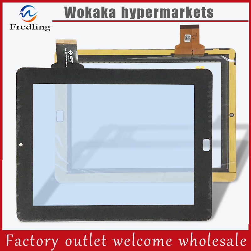 New Original 9.7' inch Ritmix RMD-1035 RMD1035 Tablet Capacitive touch screen touch panel digitizer glass Free Shipping original new 8 inch ntp080cm112104 capacitive touch screen digitizer panel for tablet pc touch screen panels free shipping