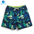The wave speed elastic cover children dry beach pants loose boy band lined boxer trunks holiday hot spring pants