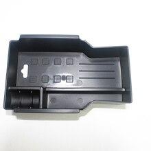 Для SUZUKI S-Cross SX4 2014-2018 интерьер автомобиля центр подлокотник органайзер для хранения бардачок 1 шт. автомобиля -укладки Авто Интимные аксессуары