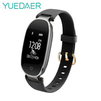 YUEDAER S3 Sport Smartband EGG Heart Rate Monitor Smart Wristband Bracelet Fitness Tracker IP67 Waterproof Smart