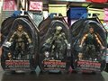 3 estilos NECA Alien Hunter 25th Jungle Patrol Dutch extracción holandés jungle hunter Predator acción PVC figure model collection