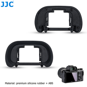 Image 5 - JJC Camera Soft Viewfinder Eyecup for Sony a7R IV a7 III a7 II a7R III a7R II  a9 II a99 II Replaces FDA EP18 Eyepiece Protector