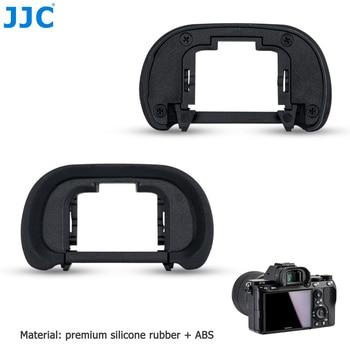 JJC cámara de visor ocular para Sony a7R IV a7 III a7 II a7R III a7R II a9 II a99 II sustituye a FDA-EP18 ocular Protector