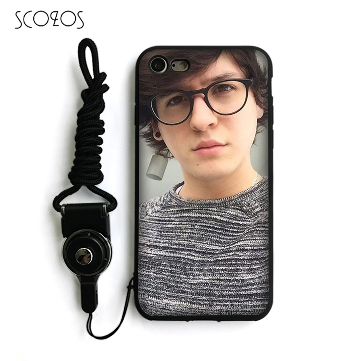 SCOZOS for dj band cnco Silicone TPU Phone Soft Cover For Iphone X 5 5S Se 6 6S 7 8 6 Plus 6S Plus 7 Plus 8 Plus #ka75