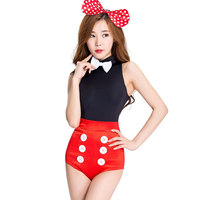 XS 2XL New Halloween Cute Mouse COS Clothing Animal Role playing Cosplay Export to Japan Lotte Supply Uniform L1881712