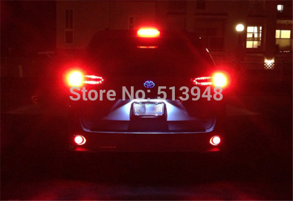 Tail Light Is This Right Toyota Sienna Forum