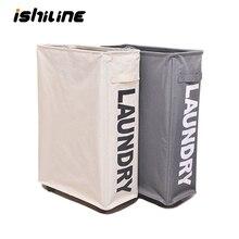 Cesta plegable para ropa sucia con ruedas giratorias, cesto para la ropa, cesta de almacenamiento para el hogar