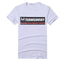 Free Shipping-HOT SALE Terwsunsky Summer Men Outdoor Quick-drying Gym Sport Short-sleeve Fast Drying T-shirts TD072