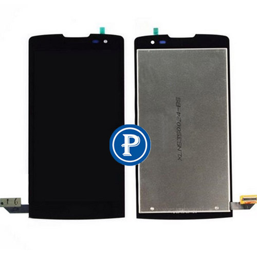 For LG Leon H340 LCD Screen with Digitizer touchpad Assembly - Grey OEM