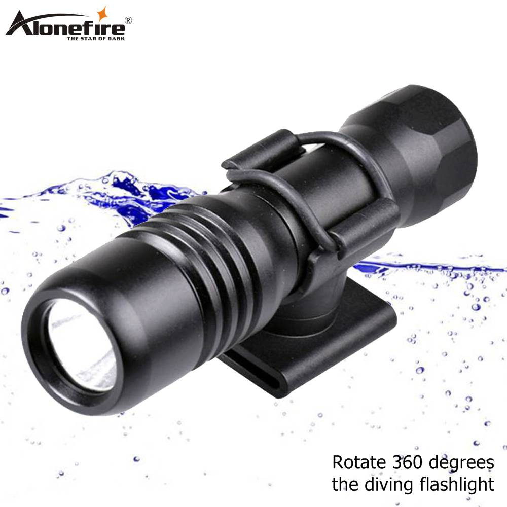 Alonefire H008 Xhp50 Flashlight High Power 30w Chip Lamp Torch Light Ultra Powerful Torch Zoom P50 Lantern Durable In Use Led Flashlights Led Lighting