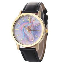 Luxury Gold Cartoon Watch Women Fashion Casual Leather Dress Wrist Watches For Women Clock Ladies Watch relogios feminino Gifts стоимость