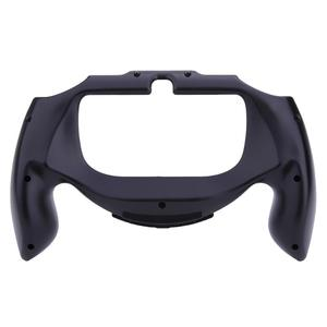 Image 5 - Anti skid Plastic Grip Handle Holder Case Bracket Protective Cover Game Accessories for Sony PSV PS Vita 1000 Controller