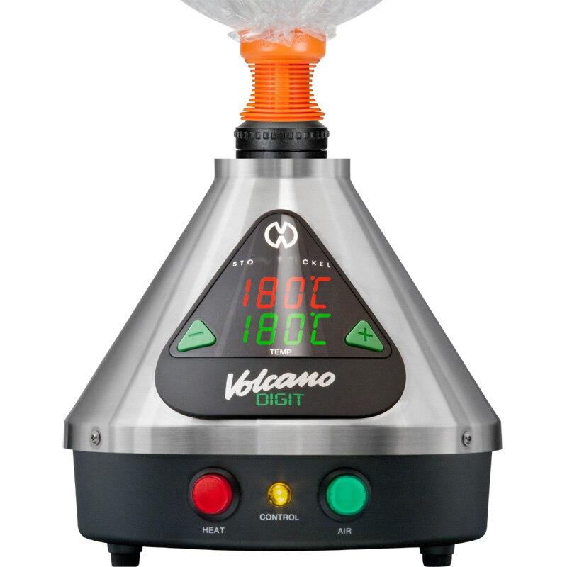 2018 Весна новое поступление Desktop испаритель вулкан испаритель с легким шары входит Полный комплект Бесплатная DHL доставка по всему миру