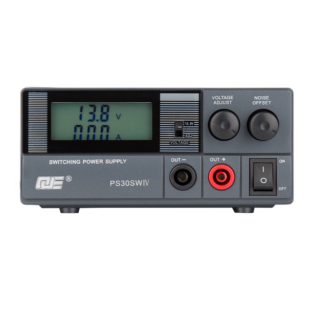 US $71 5 35% OFF|PS30SWIV Ham radio base station wagon refinement of  communication power supply 13 8V 30A PS30SWIV 4 generations -in Switching  Power