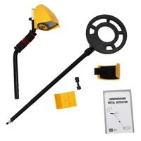 New Waterproof Underground Metal Detector Gold Digger Treasure Hunter Tracker