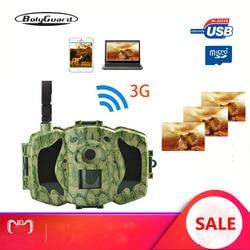 Bolyguard 3G caméra de chasse 30MP 940nm IR Vision nocturne 100ft Scout caméra sauvage caméra piège photo cazza fotolovuska (G)
