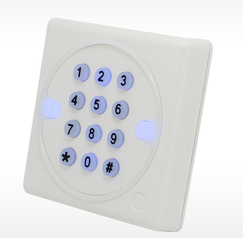 800 User Non-Netword Reading fast and Stable  ID Card &Password  Door Access Control System