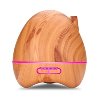 300ml Remote Control Air Humidifier Essential Oil Disffuser Mist Maker Home Aroma Lamp Aromatherapy Electric Aroma