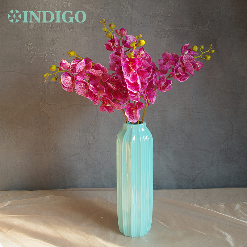 10 unids / lote leopardo Phalaenopsis látex recubrimiento orquídea - Para fiestas y celebraciones