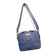 OLGITUM New Arrival 2017 Women Messenger Bags Mini Fashion Bag with Deer Toy Shell Shape Bag Hot Sale Lady Shoulder Bags F746