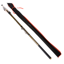 Rock Fishing Rod 2.7m 3.6M 4.5M 5.4M  6.3M Spinning M Power Telescopic Carp Feeder