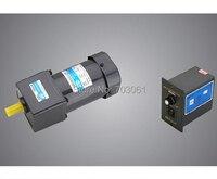 90W single phase governor motor AC speed control gear motors Micro AC gear motors ratio 30:1