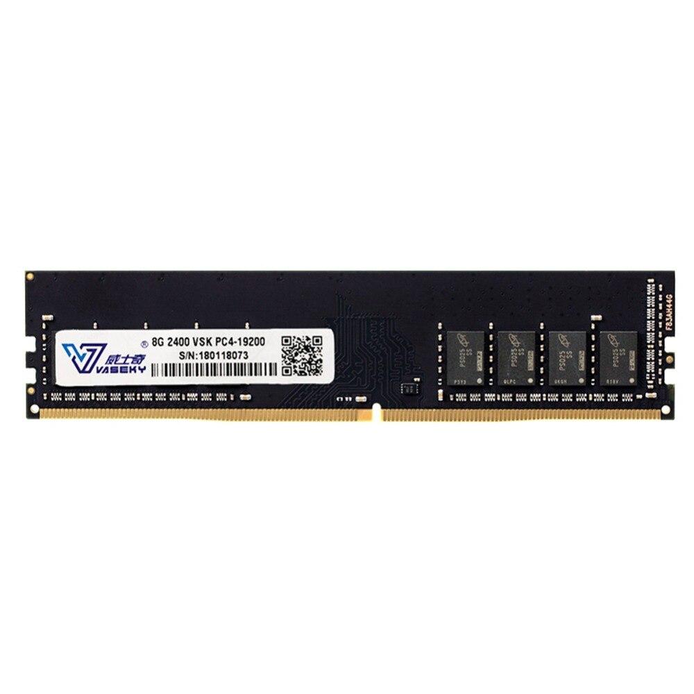 RAM DDR4 4 GB 8 GB 16 GB 2133 MHz 2400 MHz Mémoire De Bureau PC4 19200 17000