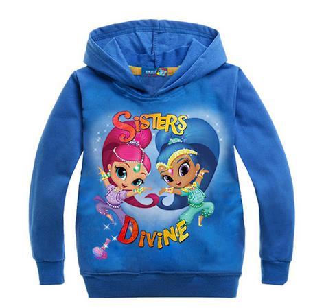 Kids-Student-Cotton-Tops-Sports-Casual-Tees-Sweater-Children-Hoodie-Long-Sleeved-T-Shirt-Baby-Girls-Shimmer-and-Shine-T-Shirt-4