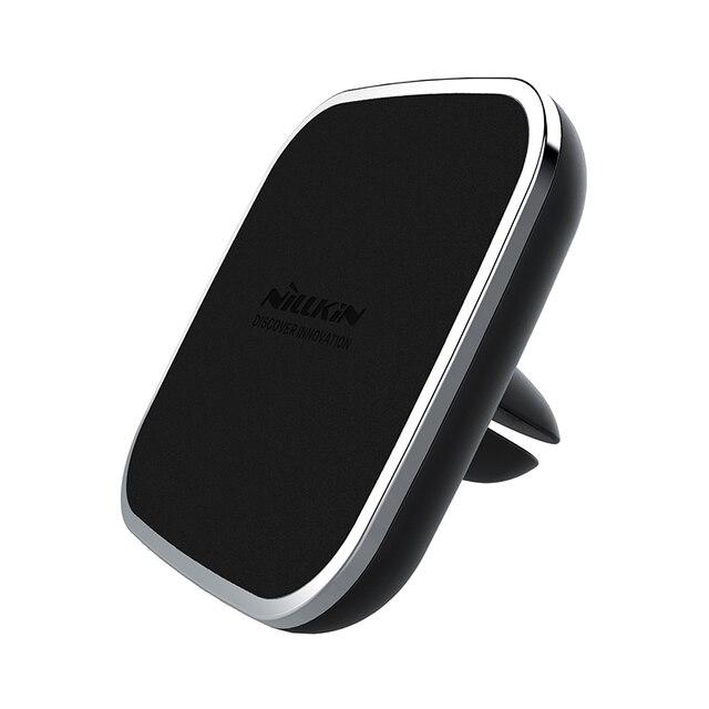 Автомобильные аксессуары Универсальный Ци Беспроводное Зарядное Устройство Магнитный держатель Мобильного Телефона стенд USB Автомобильный Держатель для iphone 5s se 6 Samsung s6 s7