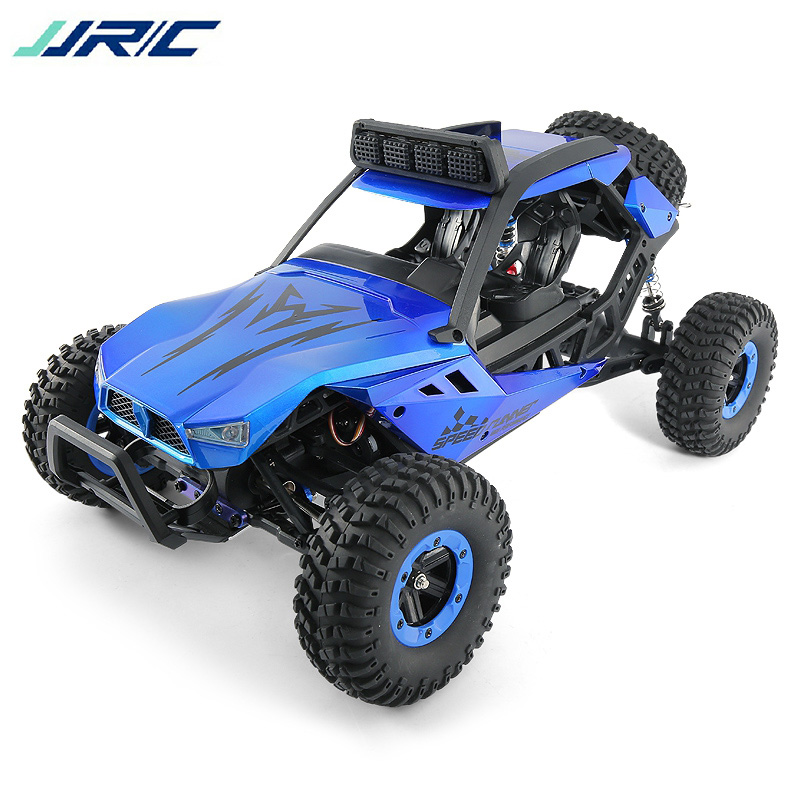In Stock JJRC Q46 1/12 2.4G 4CH High Speed Off Road Buggy Crawler 45km/H RC Car Blue Red 4 Wheel Drive Drift RC Racing Car цена