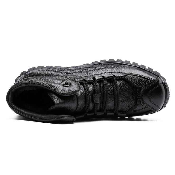 Marca Dos Da Sapatos Único Corrida Casuais Preto Novos Veludo Homens Com Além Moda Couro De Esportes xrqtXStY