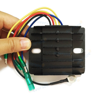 OVERSEE 6AH-81960-00 RECTIFIER & Regulator For YAMAHA Parsun 4 Stroke 15HP 20HP F15 F20 Outboard Engine