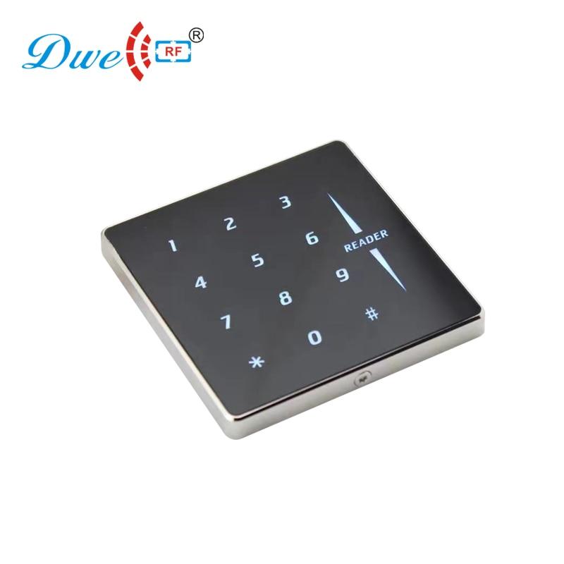 Latest design control card readers short range wiegand 26bits electric keypad rfid reader 125khz