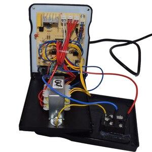 Image 4 - 220v Digital display desoldering circuit IC pull  Heat gun control panel 858d circuit PCB board temperature control board
