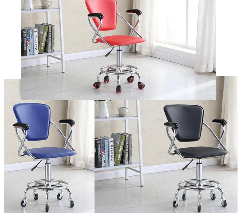 Bar chair of bar bar. Tall footstool. Carry back pulley student office computer chair vintage metal bar chair bar chair lift 100% wooden bar chair the pulley of the bar chair wood stool metal furniture