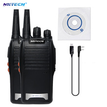 2PCS baofeng bf888S Upgraded NKTECH BF-888S U1 UHF 400-470MHz 5W 16CH Ham Two Way Radio Walkie Talkie 1pcs Programming Cable