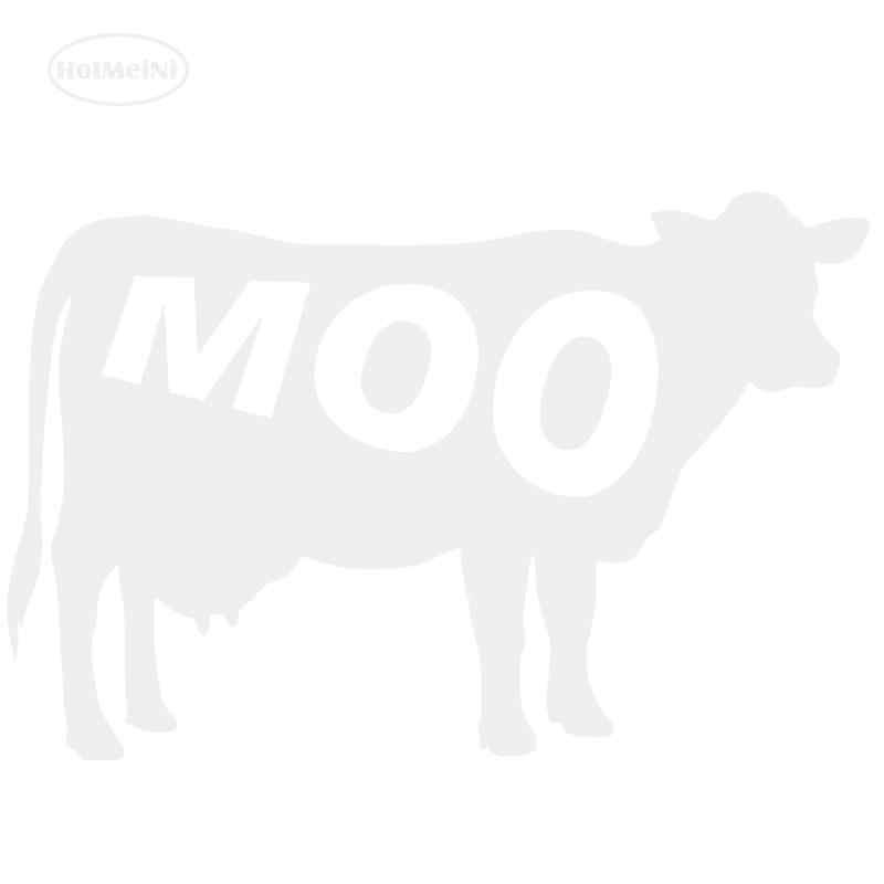 Hotmeiniエルフかわいい漫画武牛農場車ステッカー用トラックバンパーsuvドアオートバイノートパソコンのビニールデカール16*10センチ
