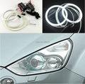 For Ford S-Max 2006-2014 Excellent CCFL Angel Eyes kit Ultrabright headlight illumination angel eyes Halo Ring kit
