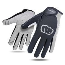 2018 NEWBOLER Cycling Gloves Men Sports Full Finger Anti Slip Gel Pad Motorcycle MTB Road Bike Bicycle Winter Gloves Long Finger