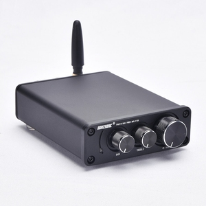 Image 2 - Hi Fi TPA3116 Bluetooth 5,0 усилитель стерео аудио усилитель 50 Вт x2 усилитель аудио для домашнего кинотеатра маленькая Плата усилителя