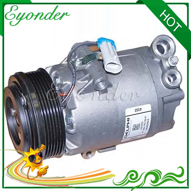 A/C AC Air Conditioning Compressor Cooling Pump for VAUXHALL OPEL ASTRA G F67 2.0 2.2 6854013 1134152 R1580046 1854122 24464152 520w cooling capacity fridge compressor r134a suitable for supermaket cooling equipment