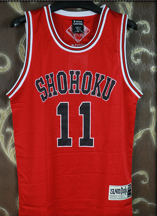 Free Shipping! 3 colors of SlamDunk jersey 9f0ada05a