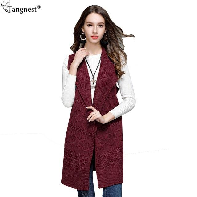 Aliexpress.com : Buy TANGNEST Women Autumn Cardigans 2017 Fashion ...