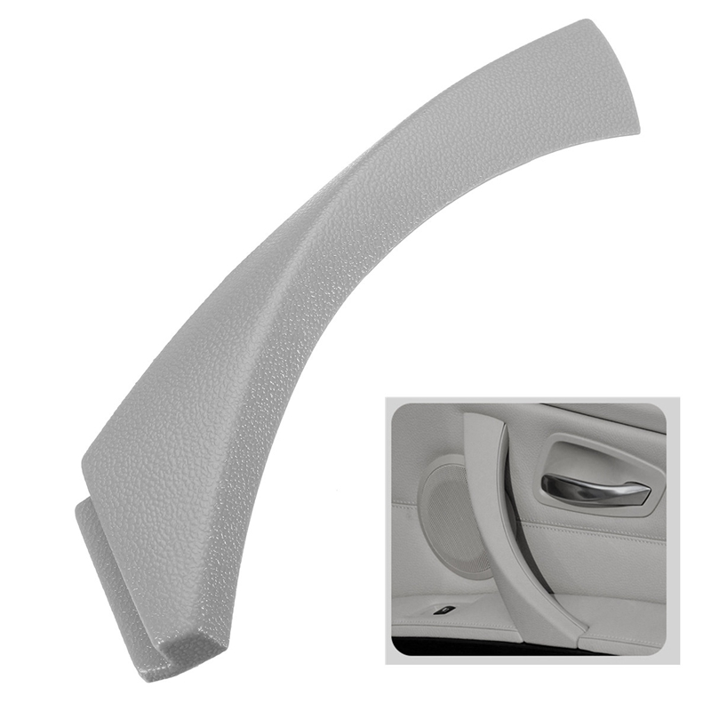 Car Right Left font b Interior b font Door Handle Trim Cover For BMW 3 Series