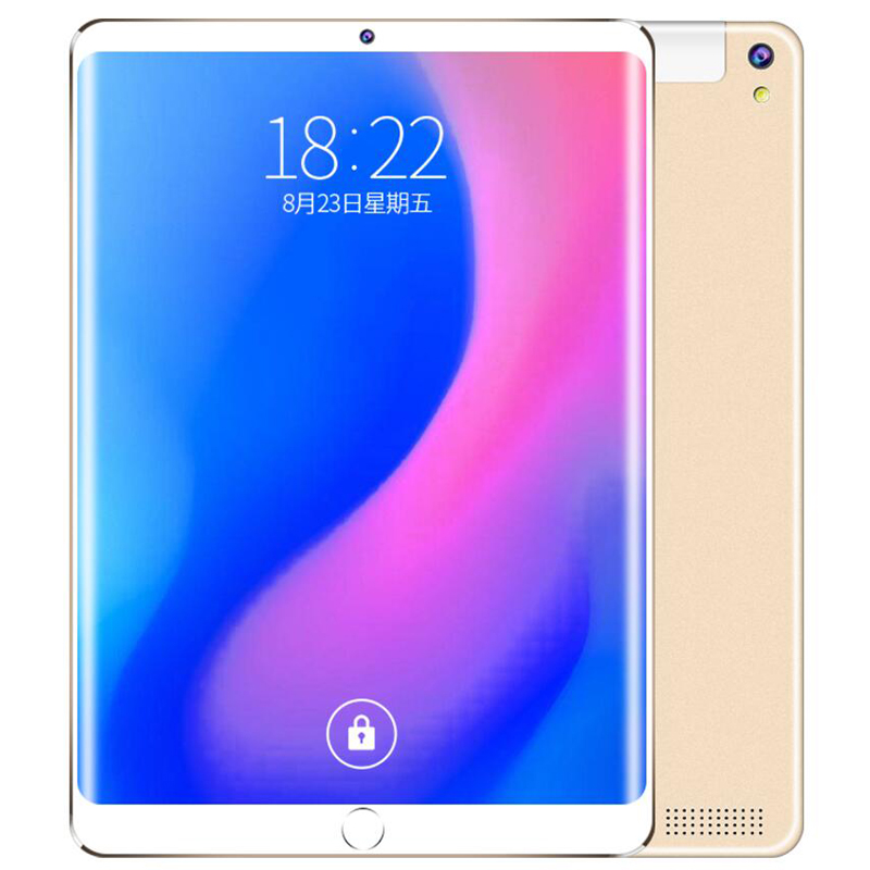 10.1 inch tablette enfa Octa Core 6GB RAM 128GB ROM 1280 800 IPS Android 6.0 GPS Bluetooth FM Wifi tablets tablet pc in moscow
