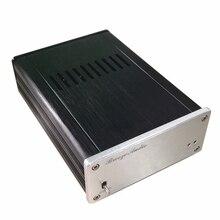 Interface Digital USB xmos 208 Apoio PCM32bit/384 K DSD256 coaxial saída óptica IIS (RJ45) AES/EBU