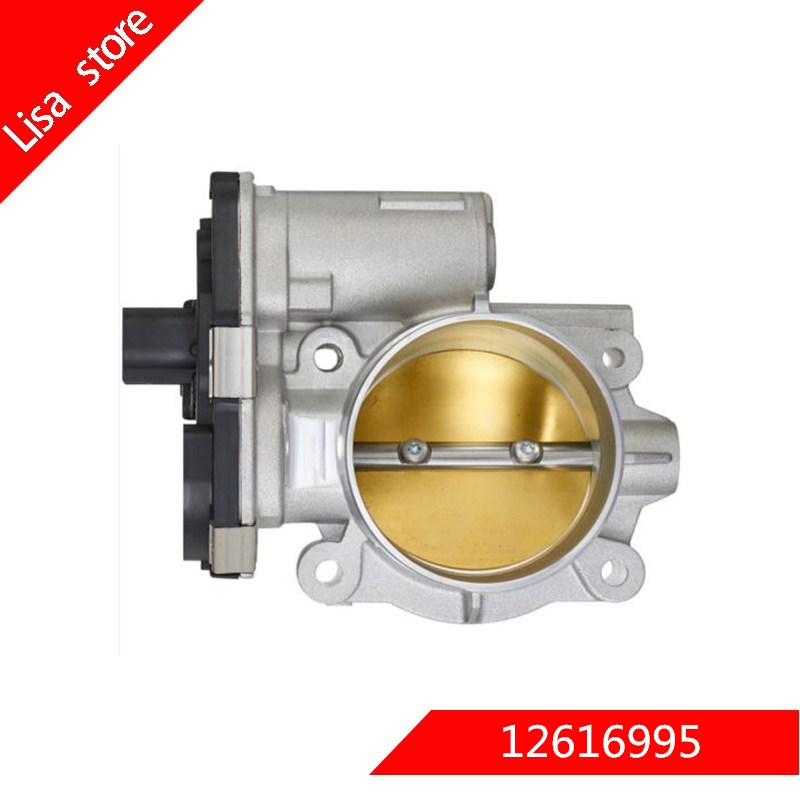 Throttle Body 12616995 F00H600074 TB1034 977-351 for Buick Allure (10) Buick Enclave (11-08) Buick LaCrosse (11-10)